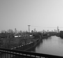 skyline from Webster by murray84