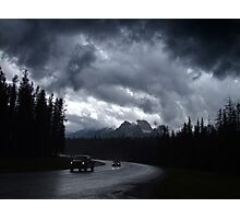 Kootenay Crossing(2) Photographic Print