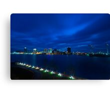 A Tale of Two Cities Canvas Print