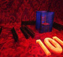 101 chairs by mxsara