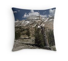 Tuolumne Backcountry Throw Pillow