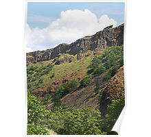 Columbia River Gorge, Oregon Poster