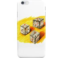 3 Boxes iPhone Case/Skin