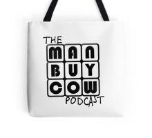 ManBuyCow B&W Roobix Tote Bag