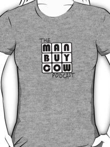 ManBuyCow B&W Roobix T-Shirt