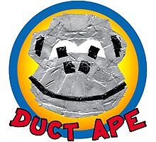Duct Ape Photographic Print