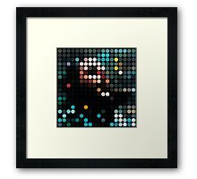 Marvin Gaye Whats Going On Dots 1 Framed Print