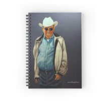 Frank~ Commissioned Work Spiral Notebook