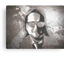 Keif the comedian Canvas Print