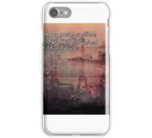 Worlds Collide iPhone Case/Skin