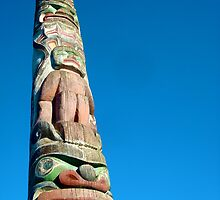 West Coast Totem by JDalkinator
