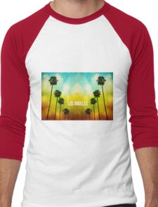Welcome To Paradise Men's Baseball ¾ T-Shirt