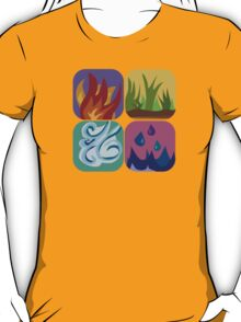 elements, once again T-Shirt