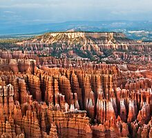 Bryce Canyon by Valentina Gatewood