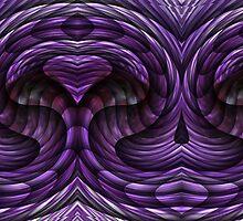Purple Paradise by Sherilee Evelyn