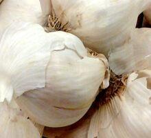 Garlic  Sticker