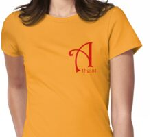 Scarlet Letter Womens Fitted T-Shirt