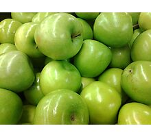 Green Apples 2 Photographic Print