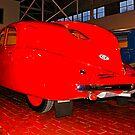 Luxury in Red--The Tatra T97? by Bryan D. Spellman