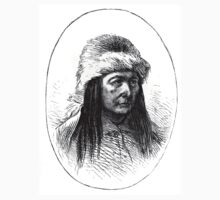 Sitting Bull by Christopher Paquette