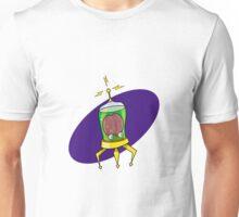 Aux, the Brain in a Jar Unisex T-Shirt