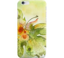 """""""SEPTEMBER"""" from the series """"Calender Sheets"""" iPhone Case/Skin"""