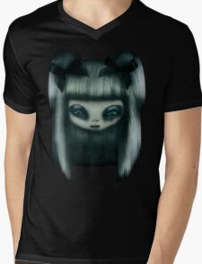 Silver Doll Mens V-Neck T-Shirt