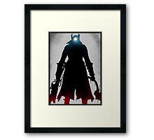 Bloodborne Framed Print