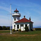 Mukilteo Lighthouse by doubleheader
