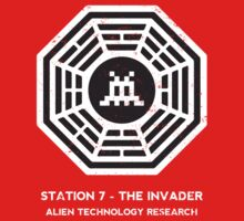 Station 7 - The Invader Kids Clothes