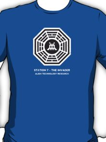 Station 7 - The Invader T-Shirt