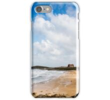 Fistral Beach,North Cornwall iPhone Case/Skin