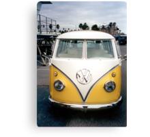 VW Bus Split window Canvas Print