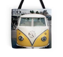 VW Bus Split window Tote Bag