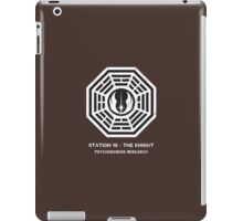 Station 10 - The Knight iPad Case/Skin