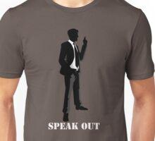 Business - Speak out! Unisex T-Shirt