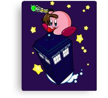The new Doctor is here! Canvas Print