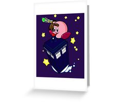The new Doctor is here! Greeting Card