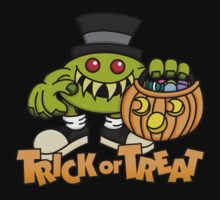 Trick or Treat 1 by Wislander