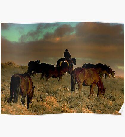 Cowboys Dream  Poster