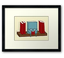 My Friends Tell The Best Stories Framed Print