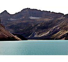 Bow Lake (1) Photographic Print