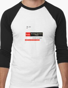 Kodak No. 25 A Men's Baseball ¾ T-Shirt