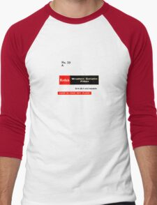 Kodak No. 25 A Men's Baseball ¾ T-Shirt