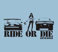 Ride or Die by hottehue