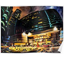 Harbour Plaza Hong Kong Poster