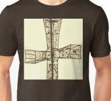 wire cross Unisex T-Shirt