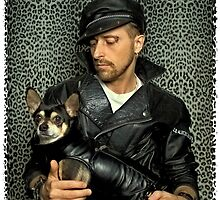 Leather Boy & Leather Dog by HamishBirkbeck