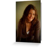 Joelle Greeting Card