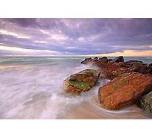 rocky outcrop Photographic Print